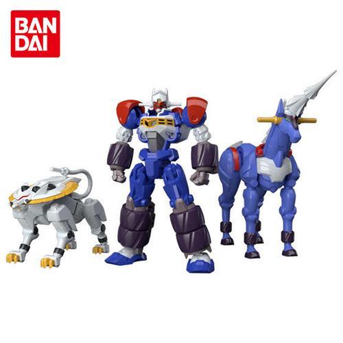 bandai万代正版盒蛋 gear战士电童 电童和数据武器套装 拼装 现货
