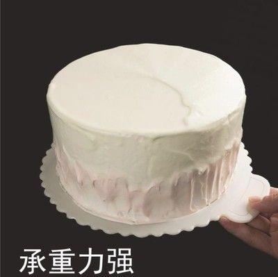 蛋糕底托垫支撑重复使用大号塑料托底蛋糕托底板垫片