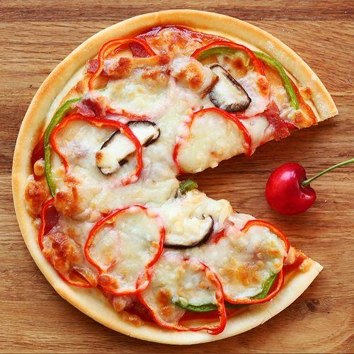 【急速发货】披萨饼底半成品套装6寸9寸拉丝披萨饼比萨饼原料家用