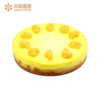 中粮香雪蛋糕 芒果芝士蛋糕 动物奶油水果生日蛋糕 网