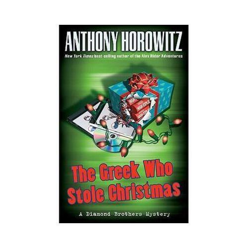 【预订】the greek who stole christmas