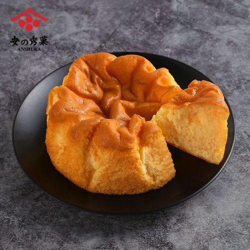 安秀菓日本手工半熟蜂蜜蛋糕点心零食甜品糕点面包戚风长崎鸡蛋糕