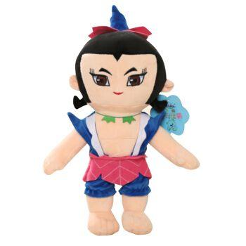 金刚葫芦娃毛绒玩具卡通葫芦兄弟玩偶儿童抱枕布娃娃公仔生日礼物 六