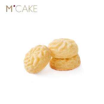 mcake小食萝拉小朵曲奇休闲活动零食300g点心食品饼干