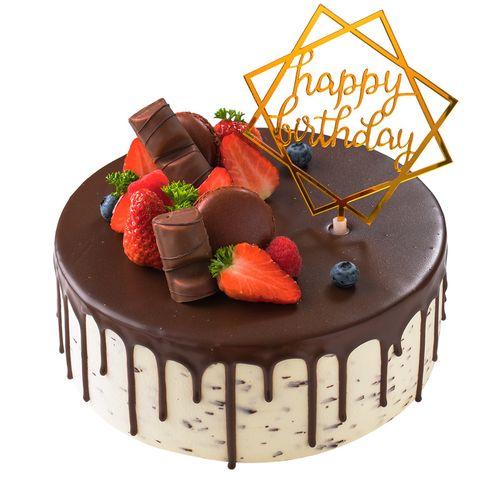 味多美天然奶油蛋糕 巧克力蛋糕同城 生日蛋糕 可可天使