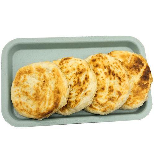 山东特产油酥火烧泰山范镇火烧老面发面白面烧饼手工自制早餐主食w1 5