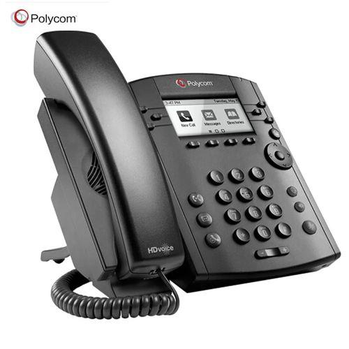 宝利通(polycom) sip会议电话机座机 vvx301 音视频