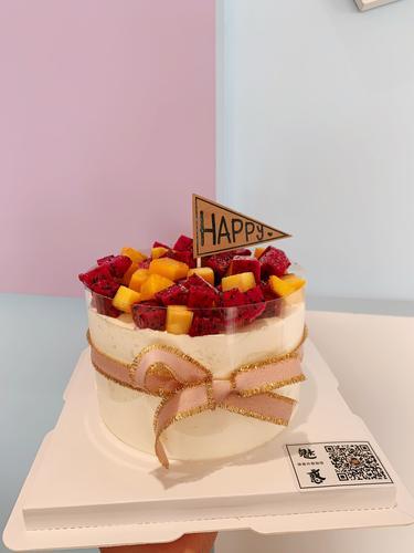 四寸小蛋糕(一人食)请提前三小时预订