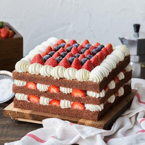 莓园蛋糕蛋糕(泸州)
