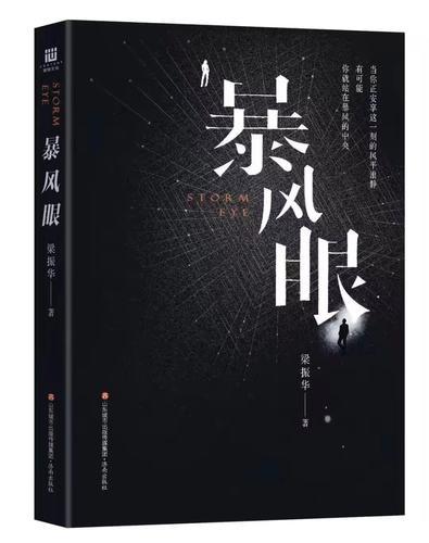 正版rt 暴风眼 梁振华 小说 军事小说 济南出版社