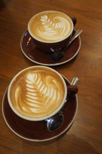 现磨咖啡   拿铁咖啡