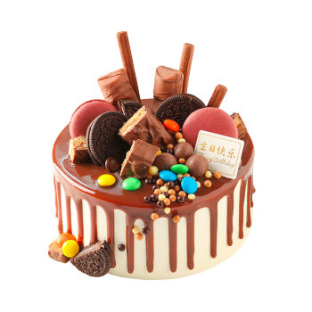 味多美 新鲜蛋糕 巧克力蛋糕   生日蛋糕 生日宴会 同城配送