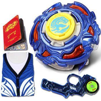 奥迪双钻 陀螺玩具飓风战魂5儿童战斗王竞技对战男孩玩具套装 珍藏版