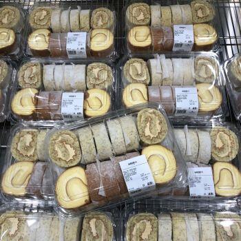 欧洲动物淡奶油 麻薯 发出不支持退换 饼干面包 礼盒 瑞士卷8个四川