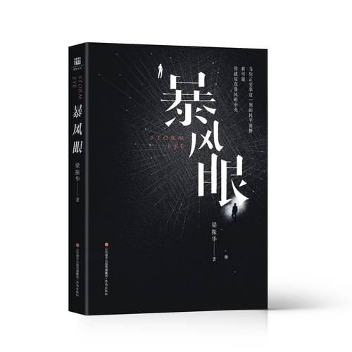 正版预售 暴风眼 原著实体书 国安题材 当代都市反谍战长篇小说 影视