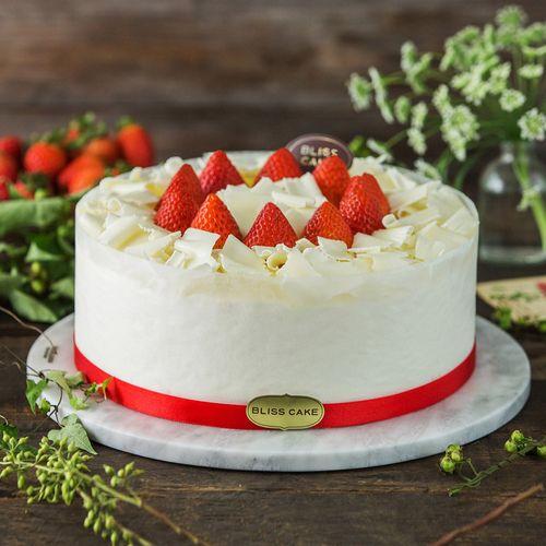【限时特价138元】2磅-戴安娜之吻蛋糕(衡水)