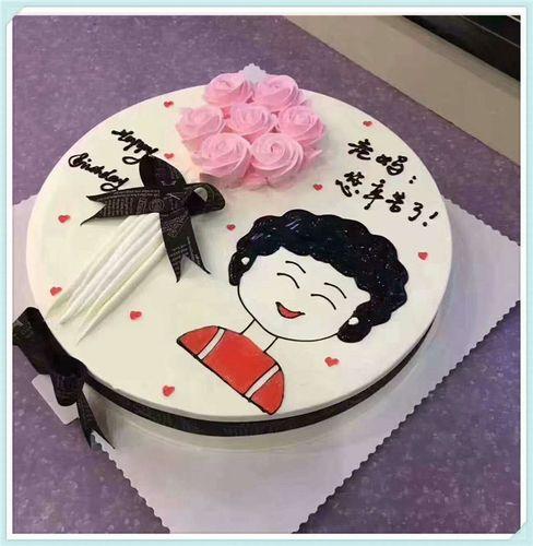 2018新款仿真花卉蛋糕 母亲节妈妈生日蛋糕样品仿真