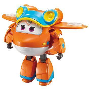 套装乐迪大号小号大变形机器人小爱金小子雪儿巴奇新角色第五季送孩子