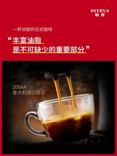柏翠咖啡机 pe3360