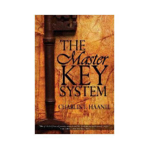 【预订】the master key system9781940177281