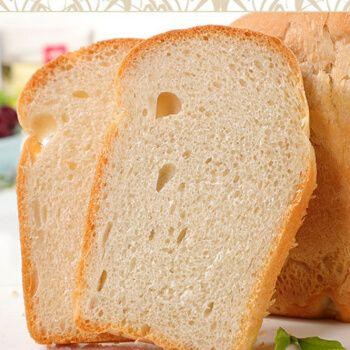 粗粮营养大列巴面包黑麦无油无蔗糖吐司510克健身代餐